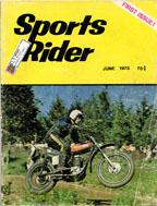 Sport Rider June 1973