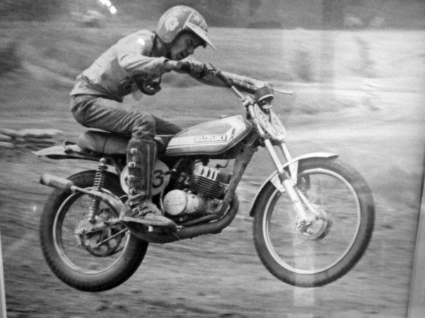 Pat Moroney_Scrambles racing
